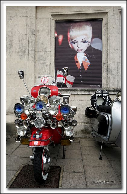 Brighton scooters