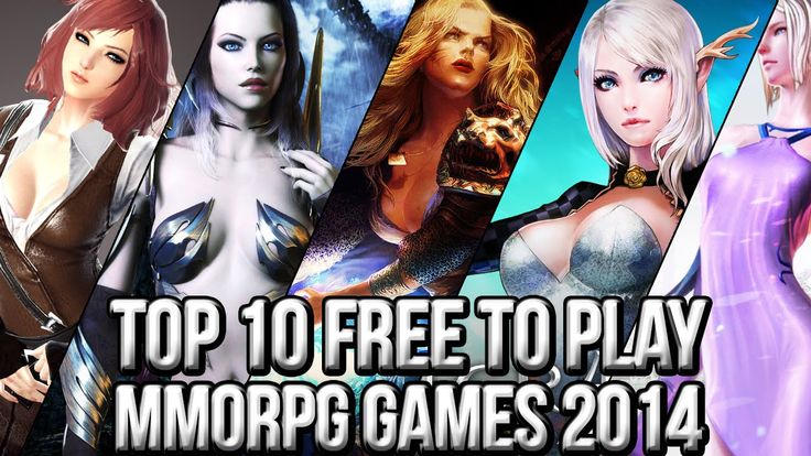 Top 10 Free to Play MMORPG Games 2014 | FreeMMOStation.com