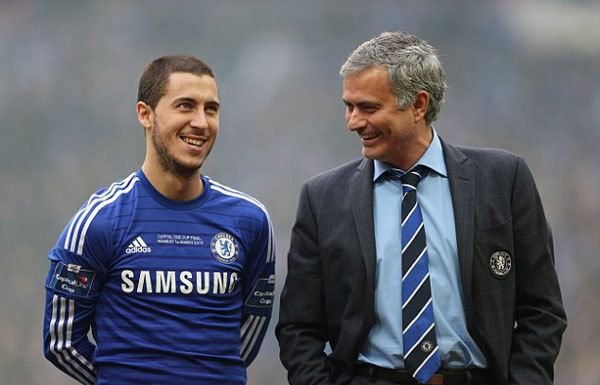 #chelsea #chelseafc #mourinho #hazard #ktbffh