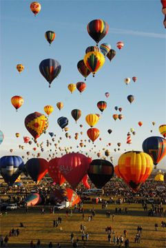 """Balloonist Prayer""  May the winds welcome you with softness.  May the sun bless you with its warm hands.  May you fly so high and so well that God  joins you in laughter and sets you gently  back into the loving arms of Mother Earth."