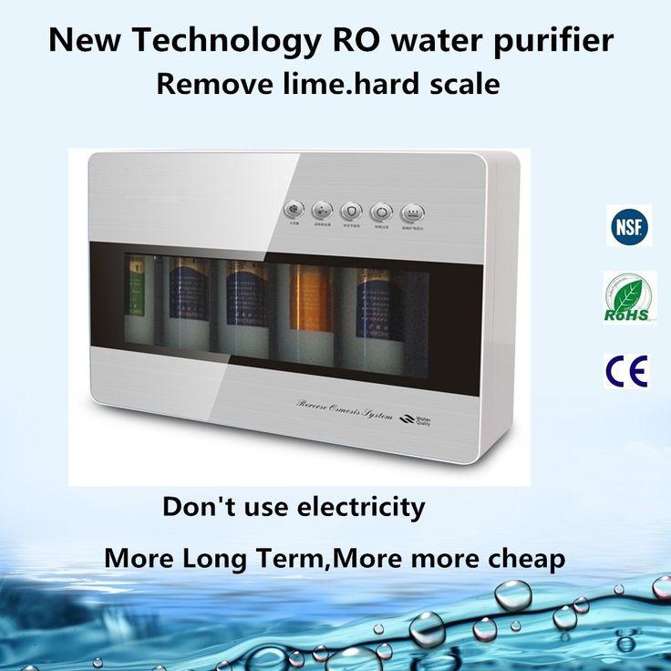 doméstica osmose reversa do sistema purificador de água ro