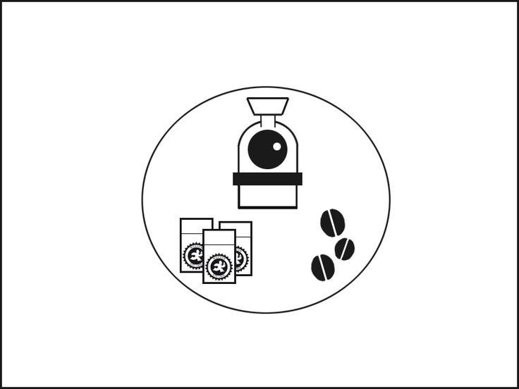 #KAFFEE #RÖSTEN, ABPACKEN #Coffee #caffe