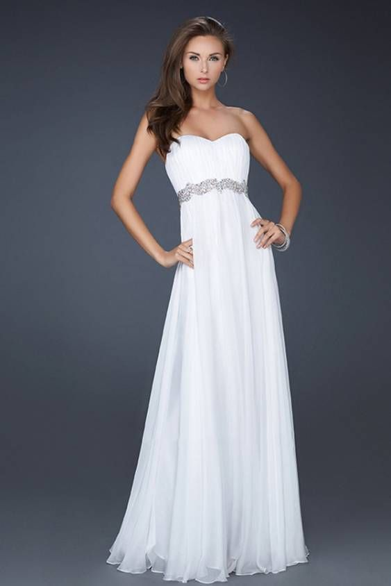 17 Best ideas about White Dresses For Teens on Pinterest | Cute ...