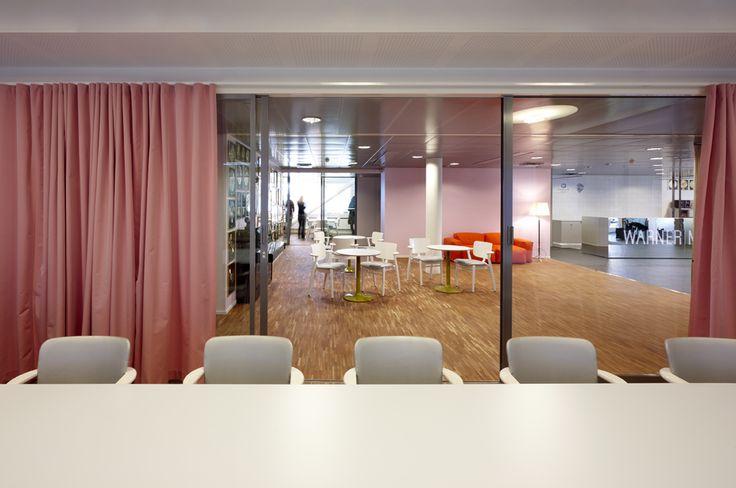 Warner Music - Lauttasaari — Design Office KOKO3