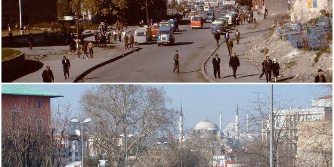 50 yıl önce ve sonra Vezneciler