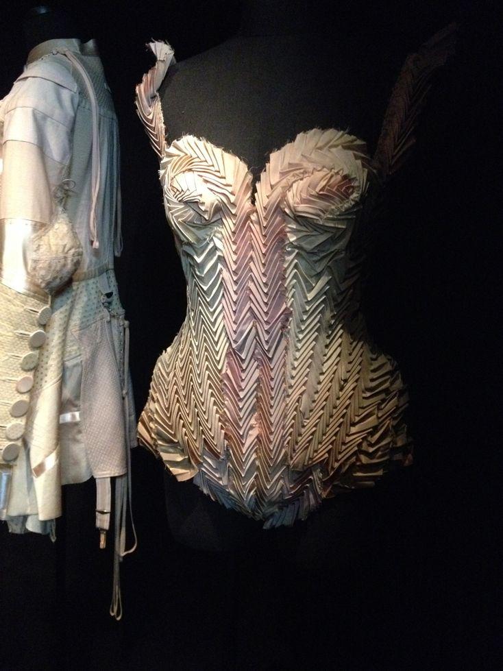 Jean Paul Gaultier corset