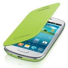 Estuche Samsung Galaxy S3 Mini Original Flip Cover - Verde  Bs.F. 168,12