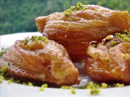 Νοστιμιές της Γιαγιάς: Karakuş tatlısı (γλυκό) ΤΟΥΡΚΙΚΗ ΣΥΝΤΑΓΗ