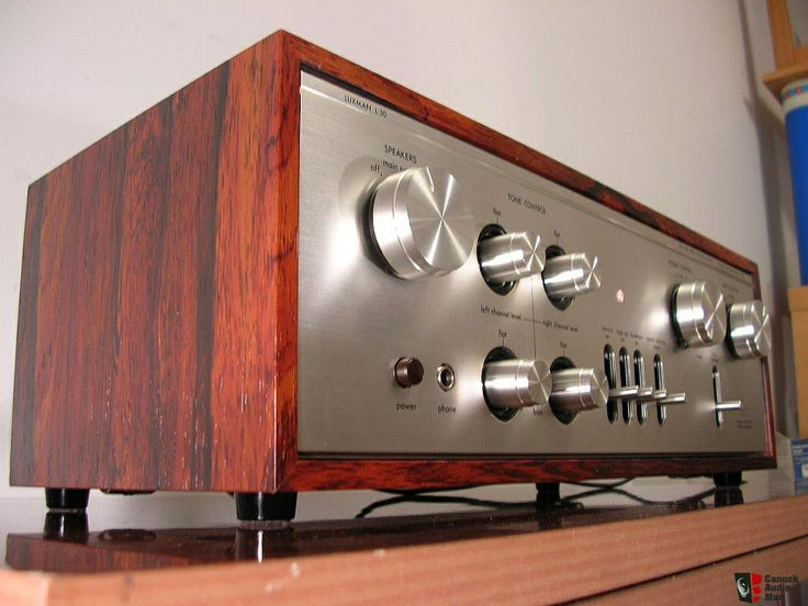 luxman l30 simple beauty and grace