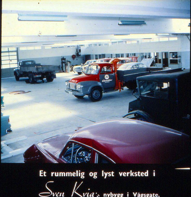 Vi rydder i arkivet  Vi har vært på skattejakt i vårt arkiv! Med over 90 år i bilbransjen og et stort arkiv er man garantert til å finne noen skatter. Skattene vi finner ønsker vi å dele med dere.  #svenkvia #historie #virydderiarkivet #opel