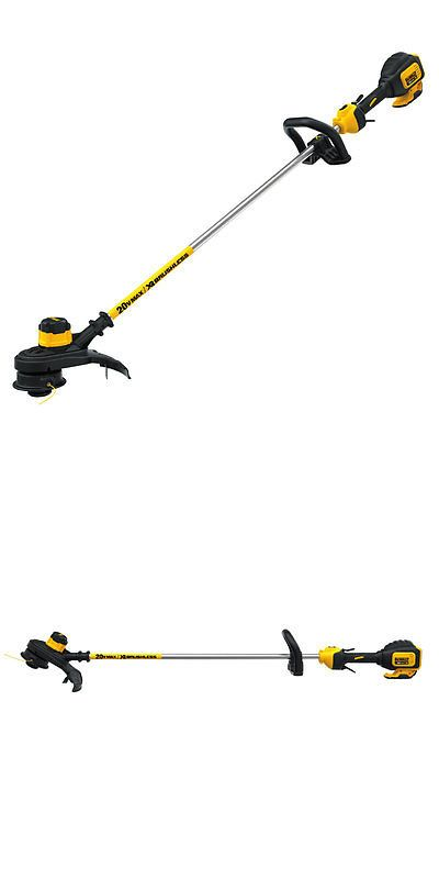 Other Power Saws and Blades 122838: Dewalt Dcst920b 20V Max Li-Ion Xr Brushless 13 String Trimmer Bare Tool -> BUY IT NOW ONLY: $128.98 on eBay!