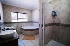 Modern bathroom in an exclusive estate on MyRoof.co.za