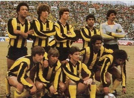 Peñarol, Campeón de América e Intercontinental año 1982
