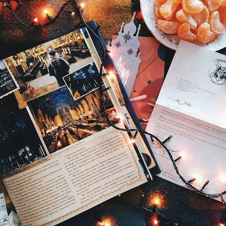 @itscozytime cozy christmas vibes ♥  harry potter , reading , bookstagram , booklover , books