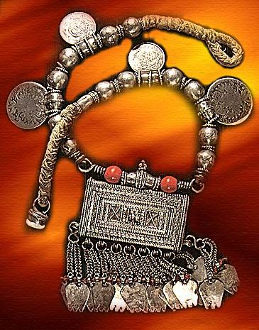Pendant necklace from Oman
