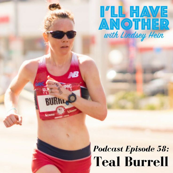 I'll Have Another Podcast Episode 58: Teal Burrell