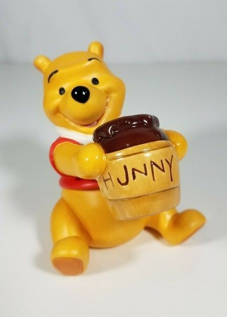Disney Collector Winnie The Pooh and the Honey Tree figure #Disney