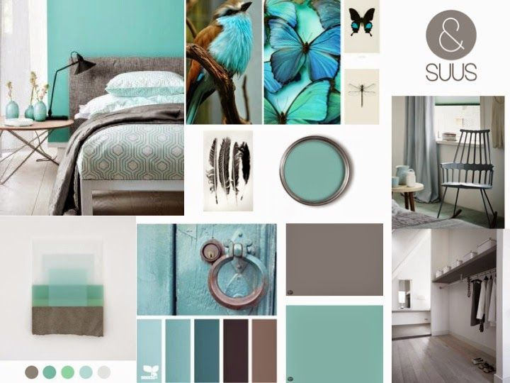 &SUUS: Monthly Mood March Interieuradvies | ensuus.blogspot.nl | Moodboard slaapkamer grijs blauw | bedroom grey blue | Interiorstyling | ensuusstyling | Vintage Blue