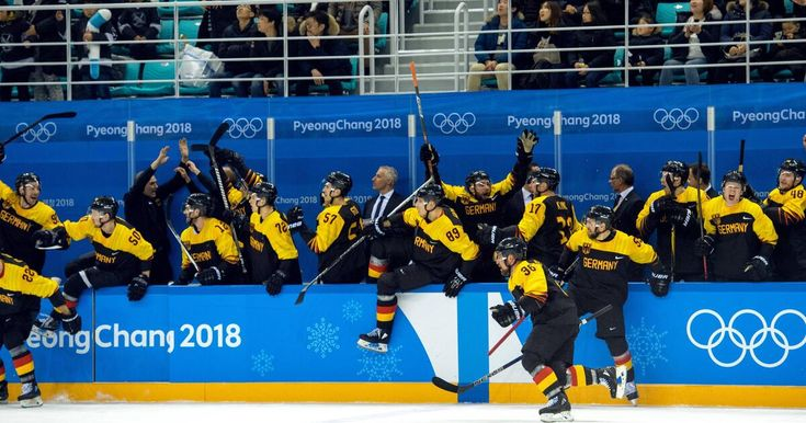 Olympia 2018: Germany wins against Sweden and will meet Canada in semifinal.