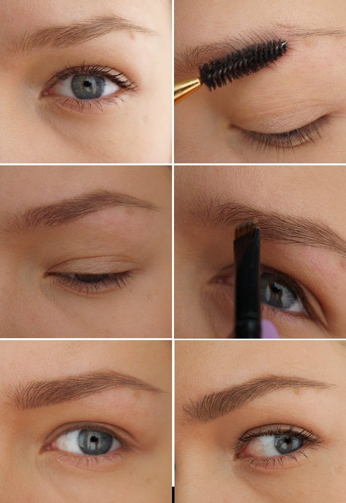 Eyebrow Tutorial: 115 Best Images About Lily Make Up Tips & Best Beauty Buys