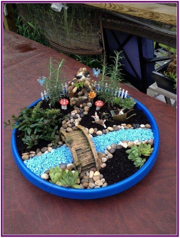 43 Beautiful Indoor Fairy Garden Ideas Texasls Org Fairygardening Fairygarden Fairygardenideas Indoor Fairy Gardens Fairy Garden Diy Fairy Garden