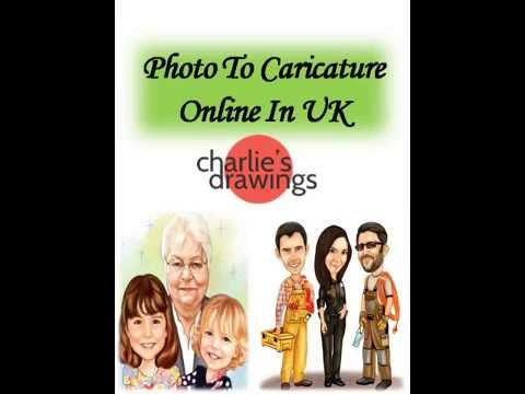 Here, you will get Photo To Caricature Online In UK. Better the quality of photo you give, more are the chances of having perfect portraits. See more: https://www.charliesdrawings.com/products/photo-restoration-service