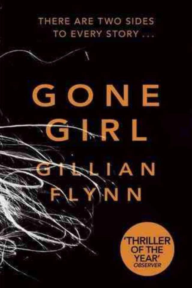 August 2013 Selection: Gone Girl by Gillian Flynn
