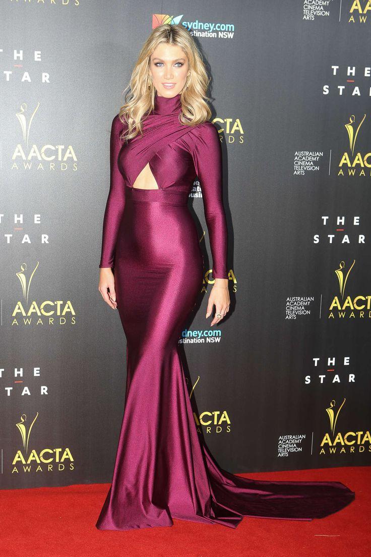 Delta Goodrem – 3rd Annual AACTA Awards in Sydney