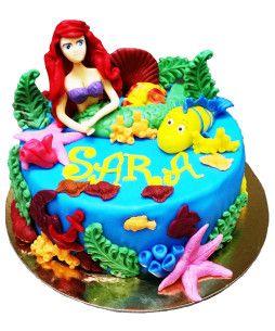 Tort-Mica-Sirena