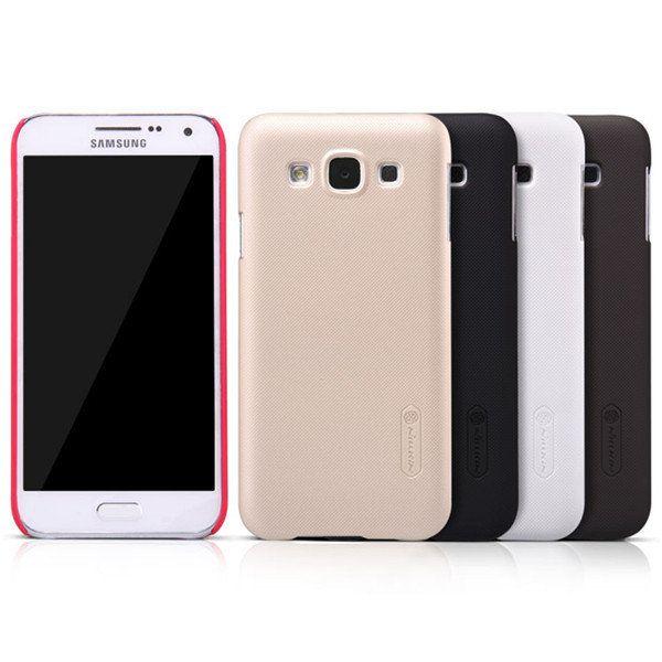 [US$6.79] NILLKIN Ultra Frosted Shield Case For Samsung Galaxy E5 E500  #case #e500 #frosted #galaxy #nillkin #samsung #shield #ultra