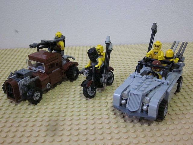 The Armoury: War Rig Escort Group, by aoffan23