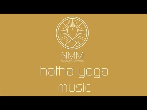 Hatha Yoga Music: Music for yoga poses, bansuri flute music, soft music,...