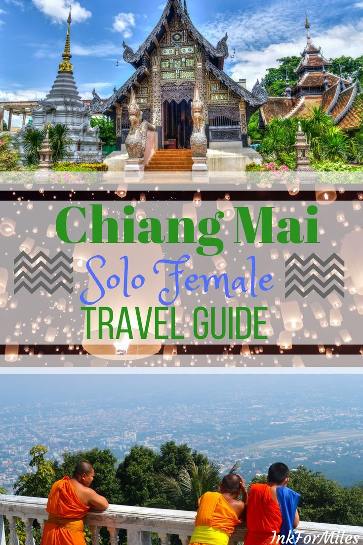 Chiang Mai has a charm all its own. You come here to just chill, eat good food and commune with nature. So if you have two days in this friendly, relaxed city then use this guide to make the most of your solo adventure. #ChiangMaiThailand #SoloFemaleTravel #ChiangMaiTravel
