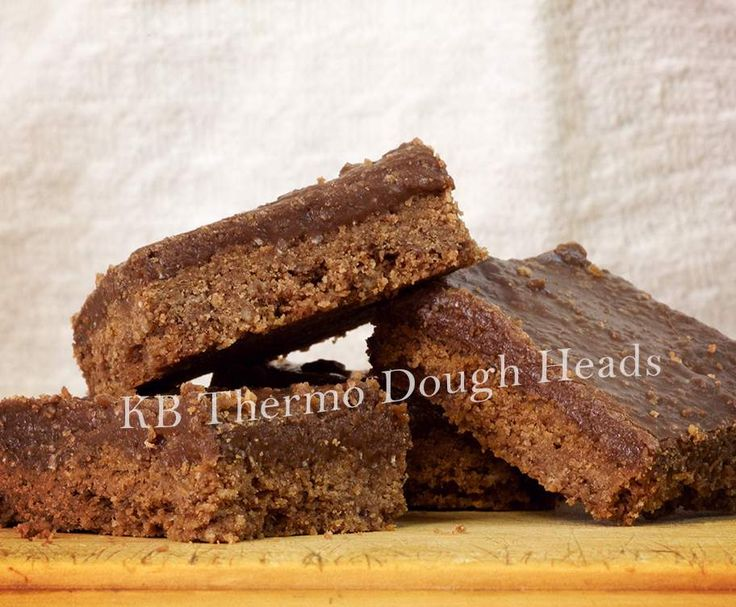 Recipe Chocolate Rough Slice by KB Thermo Dough Heads - Recipe of category Baking - sweet