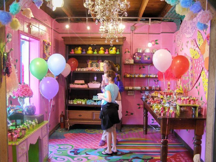 Out Of Eden Soap Shop Wrightsville Ave Wilmington NC Had Birthday Parties