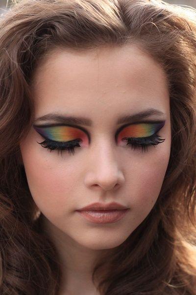 Rainbow https://www.makeupbee.com/look.php?look_id=85622