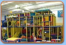 Bingeman's FunworX is a great place to take the kids!