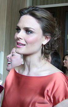Emily Deschanel--Television and Film Actor/Producer