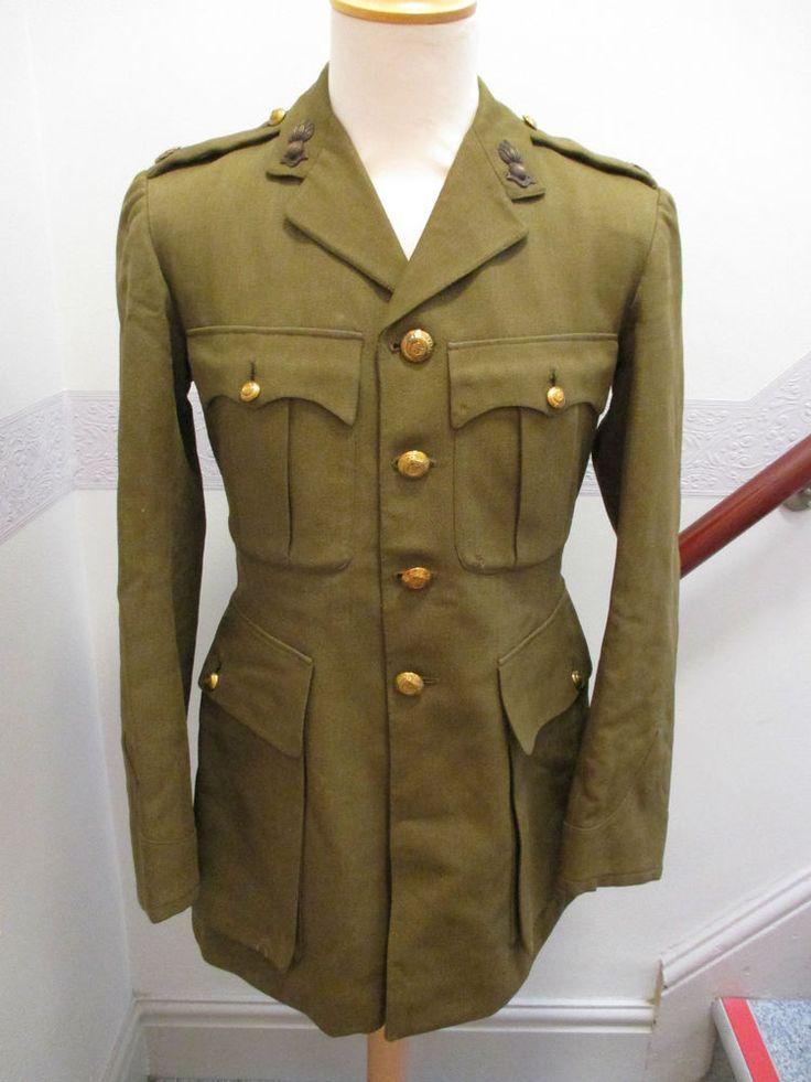 British Army Dress Uniform 112