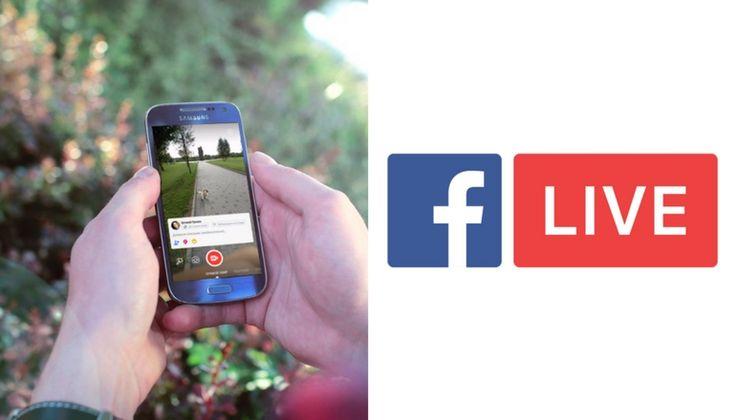 Прямые эфиры тестируются в историях Facebook