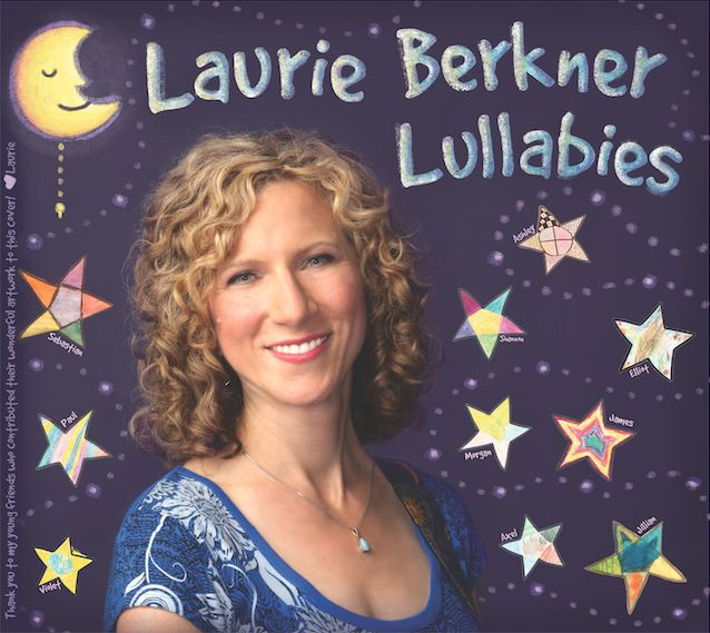 Lullabies by Laurie Berkner: It's a terrific new parent gift.