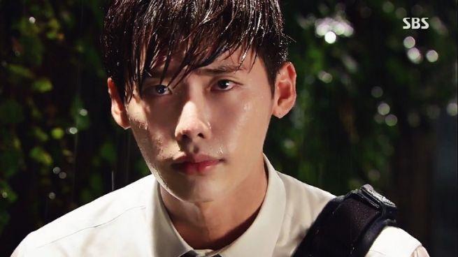Lee Jong Suk I Hear Your Voice Cute