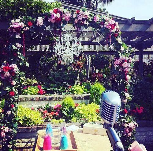 Diy Indoor Wedding Arch: Best 20+ Wedding Arch Tulle Ideas On Pinterest