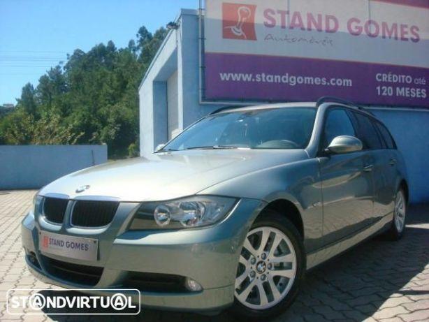 BMW 318 d Touring preços usados