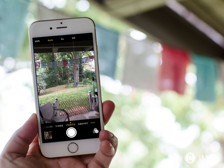 How to use the HDR camera on your iPhone or iPad