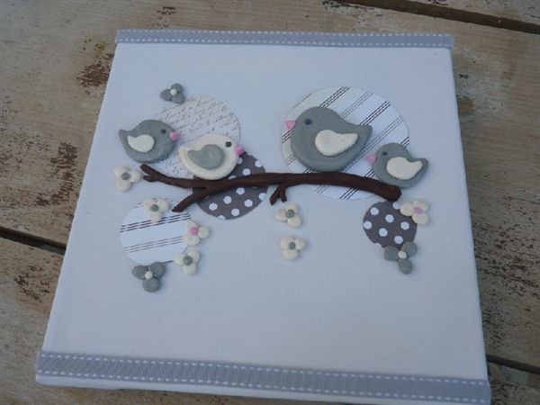 43 best images about diy tableau on pinterest quilling - Tableau chambre bebe garcon ...