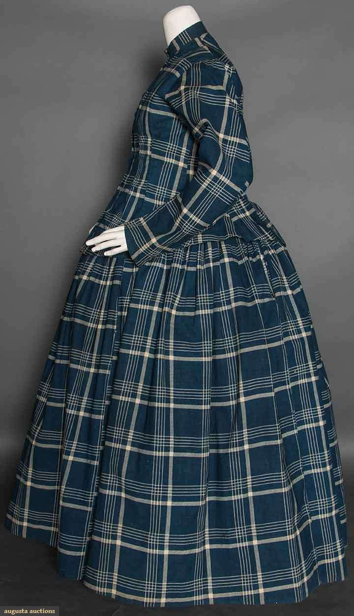 Long dress maternity 1890