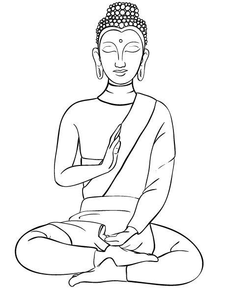 Thai Buddha by SoapsGlaDos