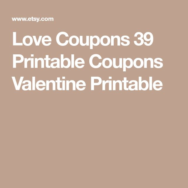 Best 25+ Love coupons for him ideas on Pinterest Love coupons - coupon disclaimer examples