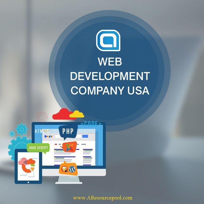 Web Development Company India Aresourcepool Web Development Company App Development Web Development